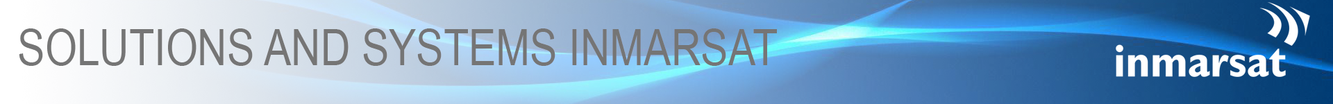SOLUTIONS AND SYSTEMS INMARSAT