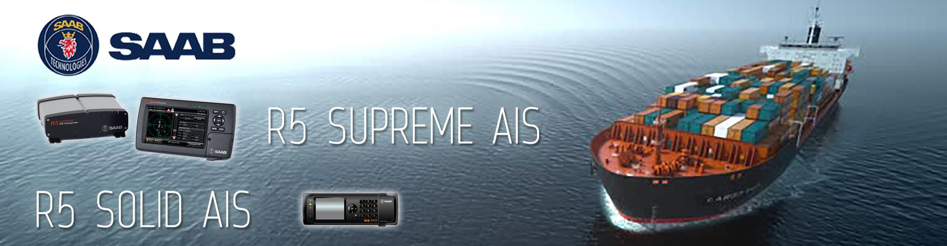 SAAB R5 AIS