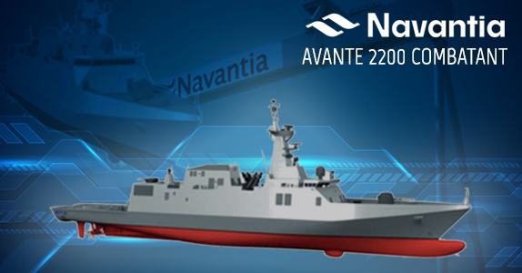 Aeromarine will supply NAVCOM systems for Navantia Corvettes