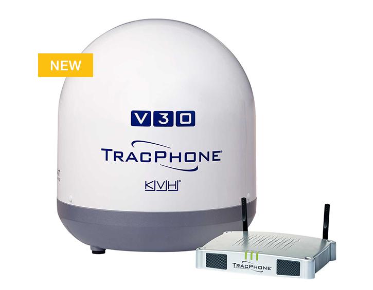 KVH España - TracPhone V30