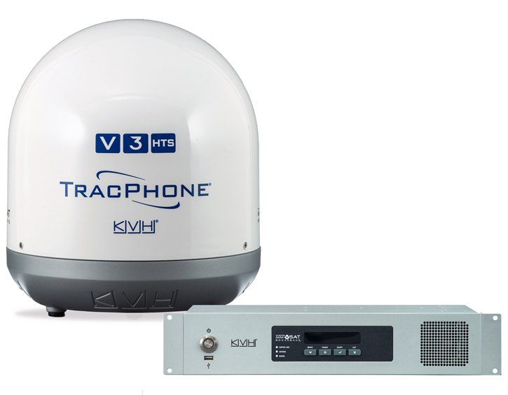 KVH España - TracPhone V3-HTS