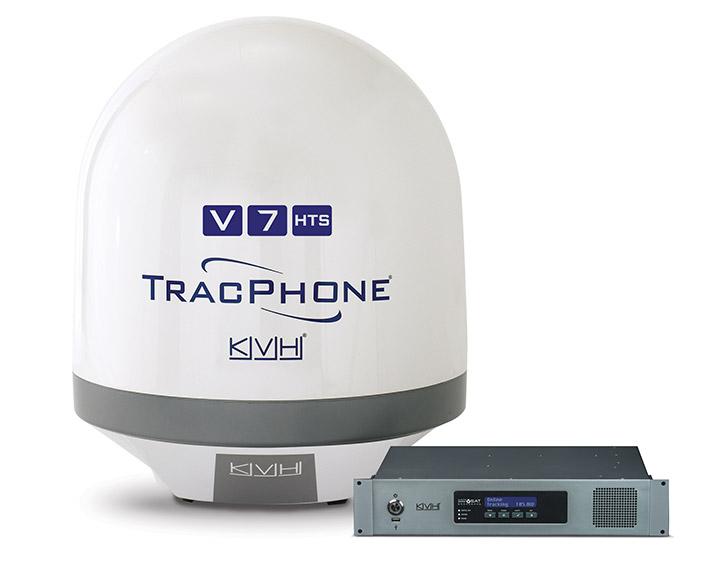 KVH España - TracPhone V7-HTS